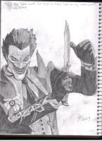The Joker (Regime) by Pythagasaurus