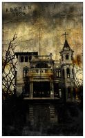 Arkham House by PabloMonforte