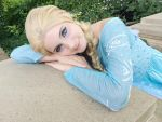 Elsa - Arendelle in Summer by Sasurealian