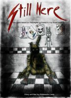 Still Here (FNAF comic)- cover by buck678