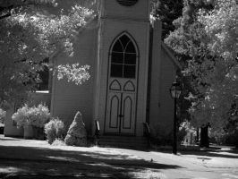 Carson City Church by Audisportracer