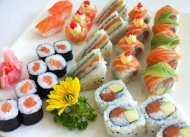diy sushi by tracylopez