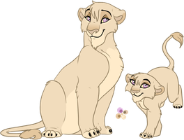 Lioness by oCrystal