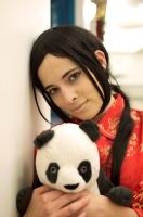 China: My Panda And I by Erin-Aru