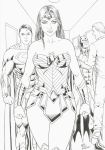 Wonder Woman, Superman, Batman, october 25, 2016 by TIAGO-FERNANDES