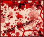 .Blood Brushes. by Whatsername777