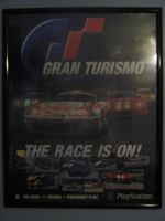 Gran Turismo Poster from 1998 by Spade6179
