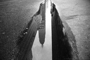 empire state building by toko