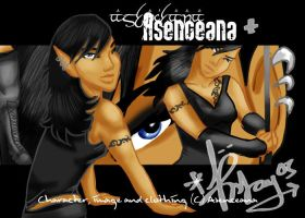 Asenceana Collage by Asenceana