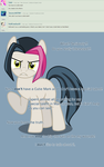 Ask Silent Hill: Question #3 - Cutie Mark? by Angeli98ca