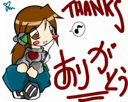 Thank You - DJStrife by Mioku