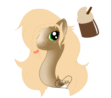 Mocha Spritz DTA Entry MINE NOW OMG by Pinkedalink