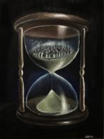 Running out of Time by Sebmaestro
