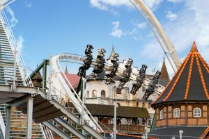 Wing Coaster - Heide Park by Phi1997