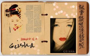 memoirs of geisha by d3bbyeglitter