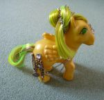 Custom mlp steam punk victoria by thebluemaiden