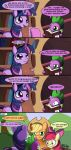 Sisterhooves Social - Twilight Sparkle by Solar-Slash