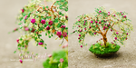 Blosson tree by beads-poet