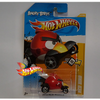 RED BIRD ANGRY BIRDS by idhotwheels