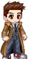 Tenth Doctor of Gaia by BlueBeacon