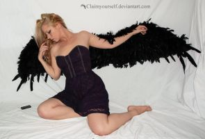 Dark Angel Stock 3 by Tris-Marie