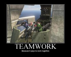 TEAMWORK by SC-Matthews