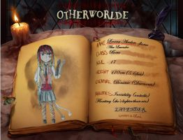 otherworlde app: lavender by Owl-een