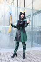 Loki by Aires89