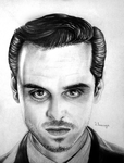 Jim Moriarty (Sherlock) by lihnida