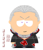 Hidan's Goin' to South Park by Dosu