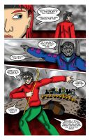 Universe's End Page 9 by mja42x