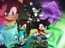 Sonic and the power holders:characters seekers by FANTASY-WORKS-JMBD