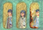 The Tristful Tryptic by AliveArsenic