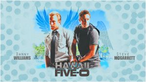 Steve Mcgarrett and Danny Williams by Anthony258