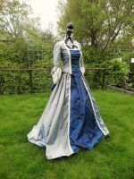 18th century dress side by michelleable