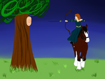 Tom and Isa are Angus and Merida by Happy-Horse-Stable
