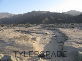 Another view of Nazca by Tylerspade
