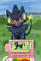 Luxray Vision by Lost-Mutt