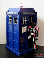 Kamen Rider Decade, Time Lord by ZaEmpera
