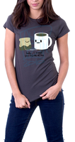 Tea Shirt by picklenation
