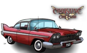 1958 Plymouth Fury by Half-dude