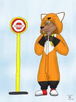 Kigu Tourist! by Wedgie-Fox