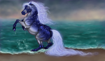 Classical style VanGough by moonfeather