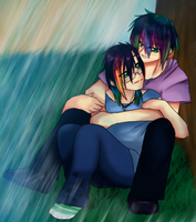DW .:We'll Wait it Out:. by Snowflake-Feather