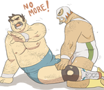 Leg Work by beardrooler