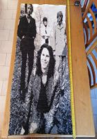 The Doors Tapestry Crochet by Bearskitchen