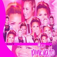 Demi Pinkvato blend by AliceL45