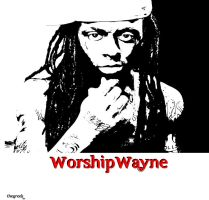 WorshipWayne by christosmadas