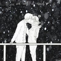 You are all I need.. by kyo-kyo123