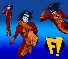 FreaKazoid:Fenomenoide Tribute by zoe-silver